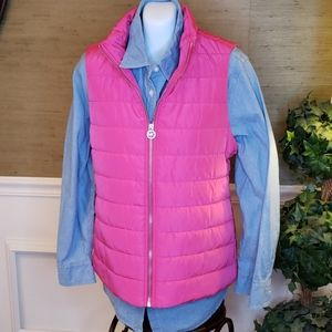 Michael Kors Quilted Vest